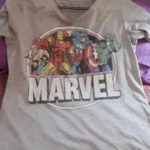 Nwot marvel tshirt